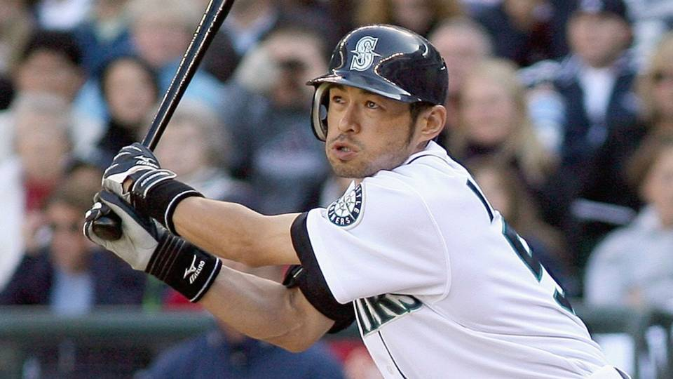 Look: Ichiro wore a mustache disguise in Mariners dugout