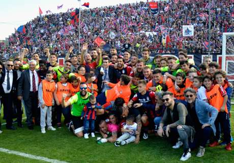 'Crotone 'not Italy's Leicester'