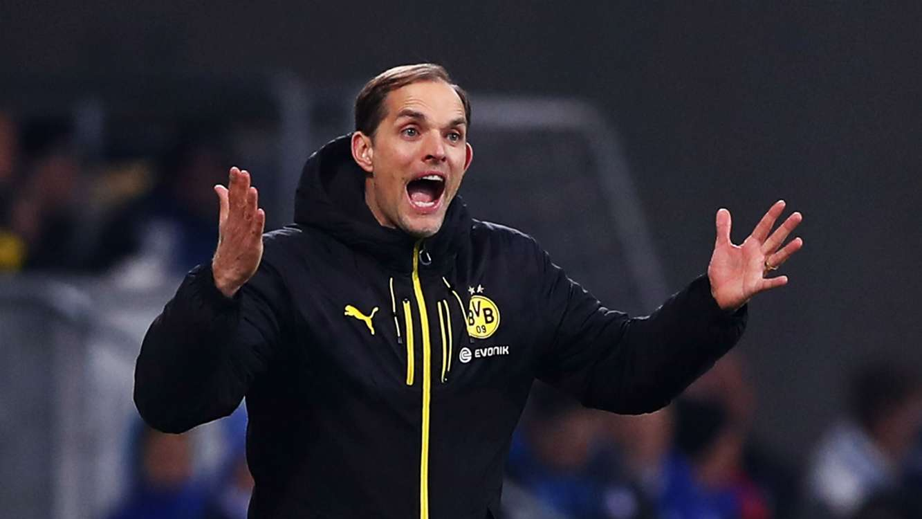 Tuchel in no rush for new Dortmund contract