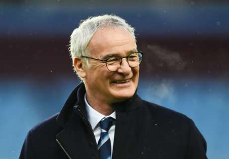 Dellas surprised by Ranieri success