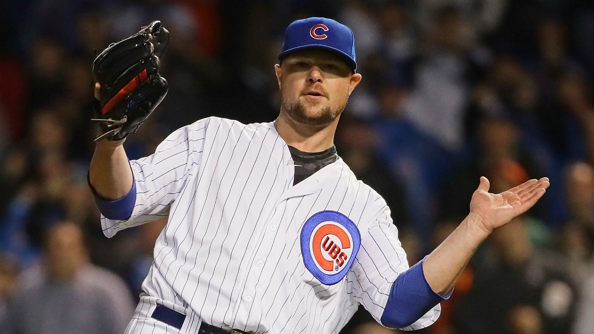 Jon Lester knows he can still compete at 35: 'Why not? I'm not dead'