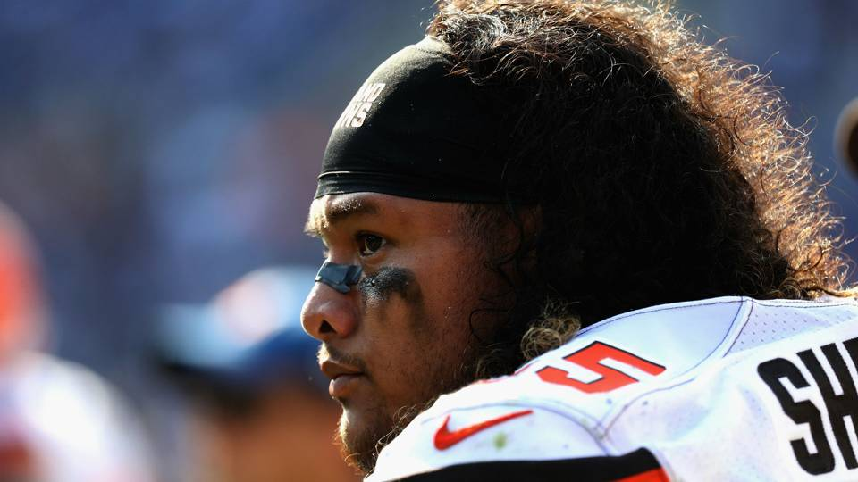 417d1a694 Browns deal former first-round DT Danny Shelton to the Patriots ...