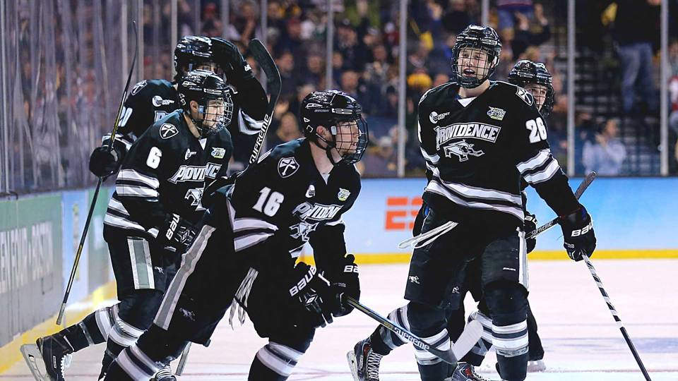 Image result for providence college hockey 2018