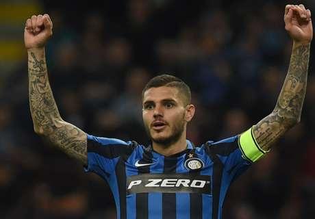 Napoli, ora assalto all'Inter per Icardi