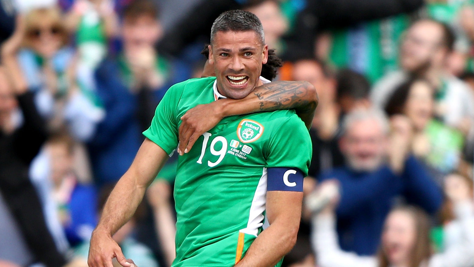 Ireland beat Uruguay: Shane Duffy Reaction