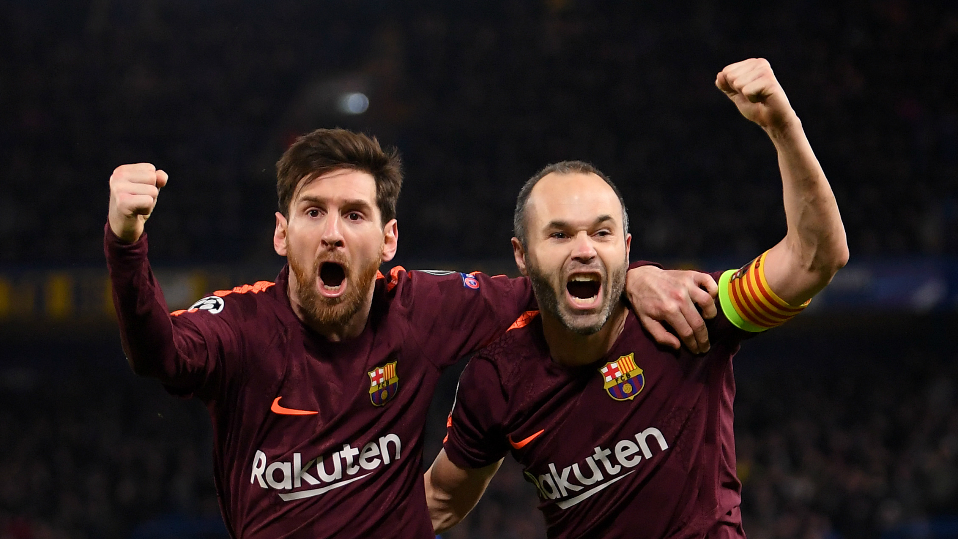 Messi rescues hope for Barcelona in 1-1 draw at Stamford Bridge
