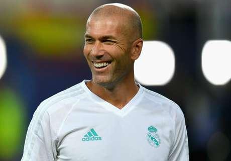 Zidane & Mou up for FIFA coach award