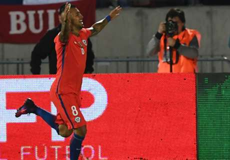 Vidal Chile's hero in Peru victory