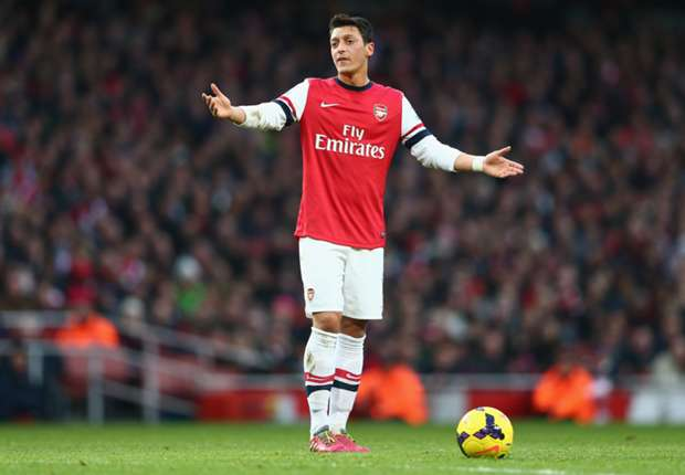 Wenger defends Ozil: He's an exceptional player