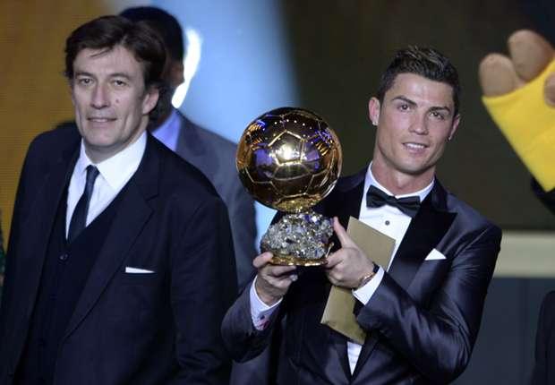 Es el segundo Balón de Oro en su carrera