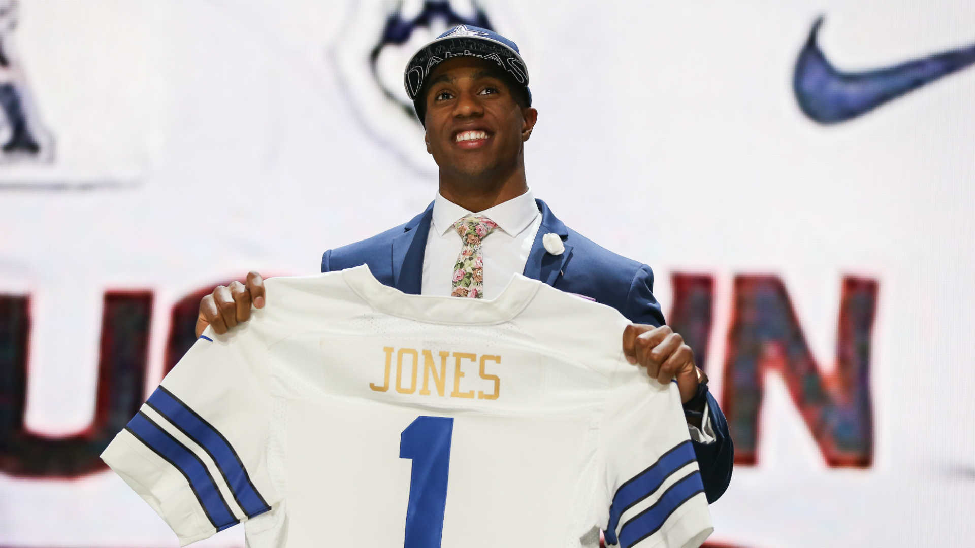 Cowboys first round pick Byron Jones injured in practice