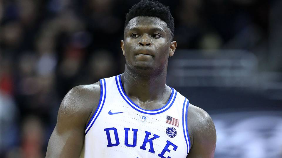 Zion Williamson Injury Update Duke Star Out Against Syracuse Ncaa