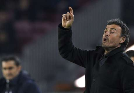 Enrique hopes for transfer 'present'