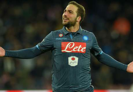 Il Liverpool va all in: 50M per Higuain