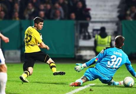 Report: Lotte 0 Dortmund 3