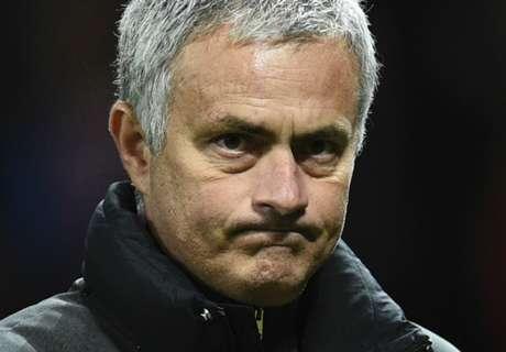 Mourinho: Utd need men, not boys