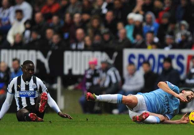 Newcastle defender Yanga-Mbiwa keen to apologise to Nasri