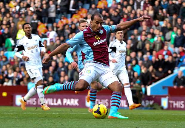 Agbonlahor set to return for Aston Villa