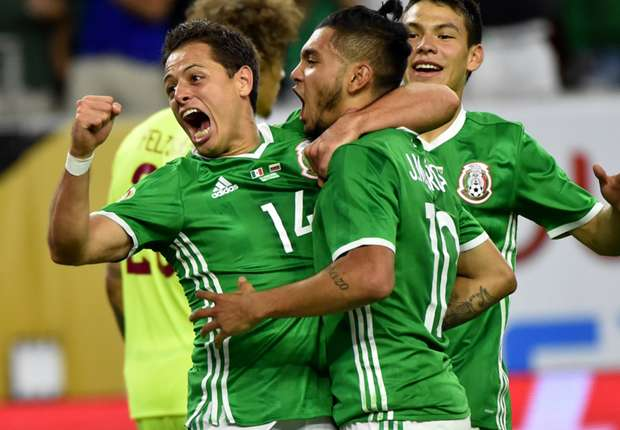 Mexico celebrates