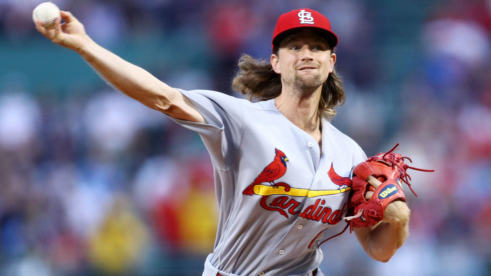 Mariners get SP Leake from Cardinals