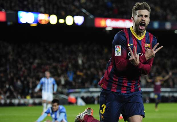 Pique: Barcelona has cured 'Madriditis'