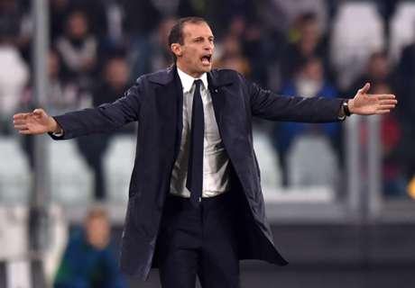 Allegri: Ini Tamparan Untuk Juventus!