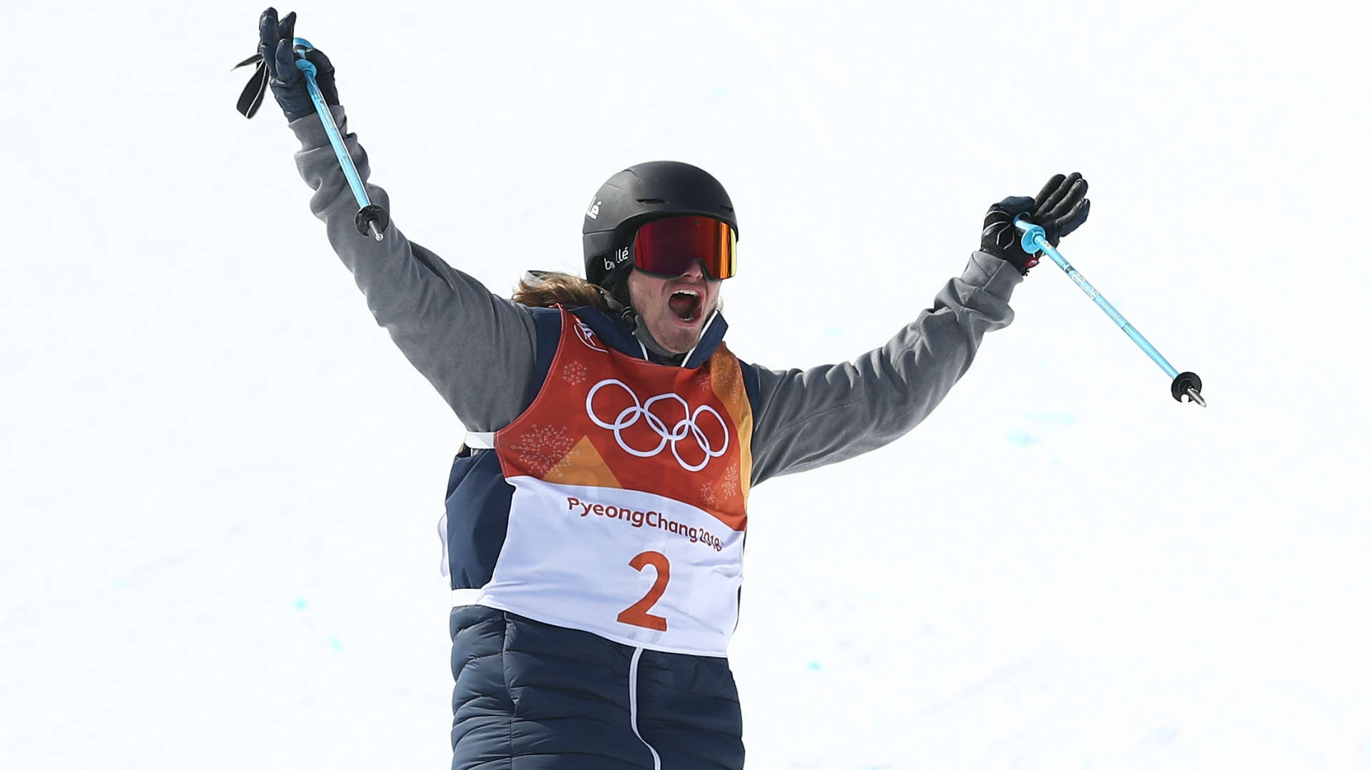 USA's Wise wins gold, Ferreira snags silver in freestyle halfpipe