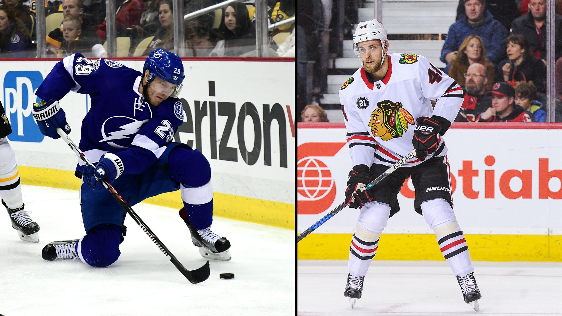 NHL trade news: Lightning acquire Jan Rutta from Blackhawks for Slater Koekkoek