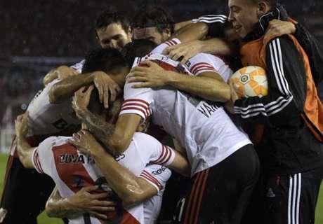 Report: River Plate 3-0 Tigres UANL
