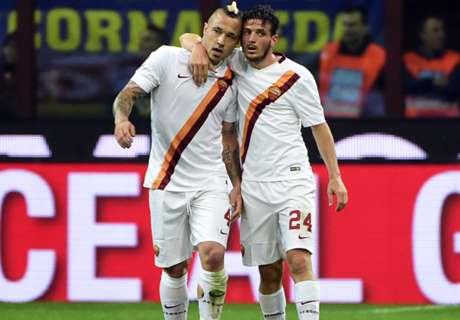 REPORT: Verona 1-1 Roma