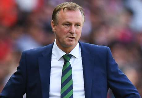 O'Neill: Penalty anger can inspire Northern Ireland