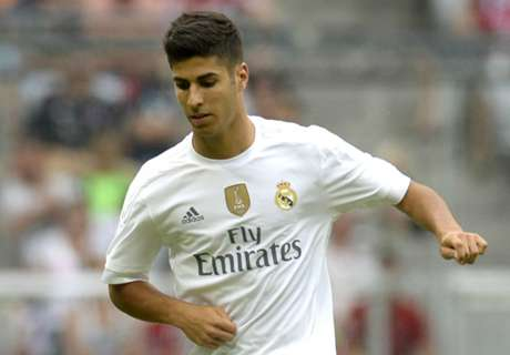 Asensio to fight for Madrid chance