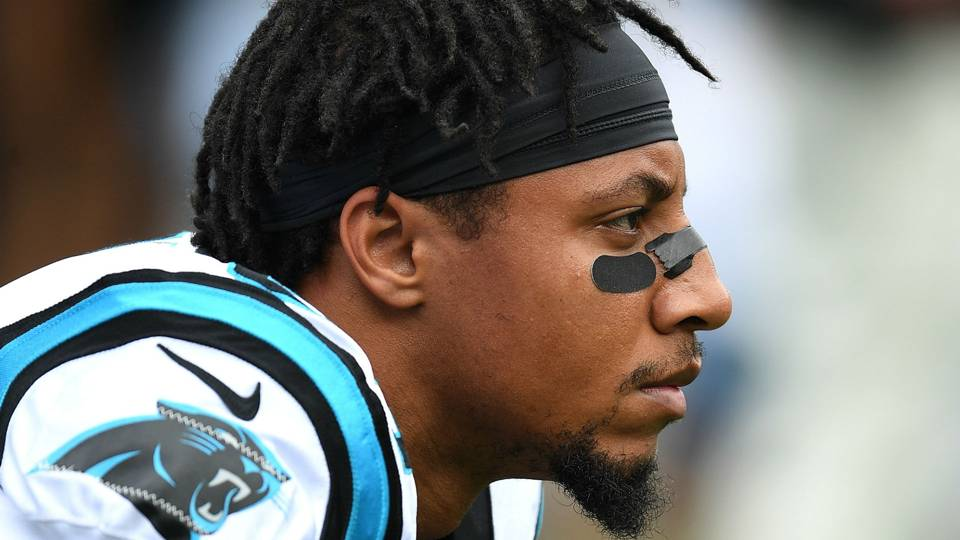NFLPA  looking into  Eric Reid drug-testing frequency 93a542ac8