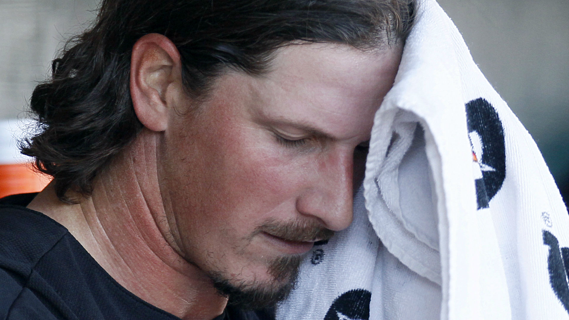 Report: Jeff Samardzija to begin suspension Wednesday