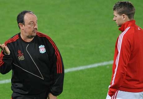 Benitez: Gerrard can inspire Newcastle