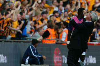 Bruce lauds Diame 'magic' as Hull seals Premier League return