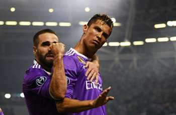 Ronaldo's five-match ban for ref shove is 'excessive', says Real Madrid colleague Carvajal