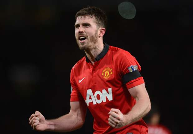 Michael Carrick excited by Liverpool clash