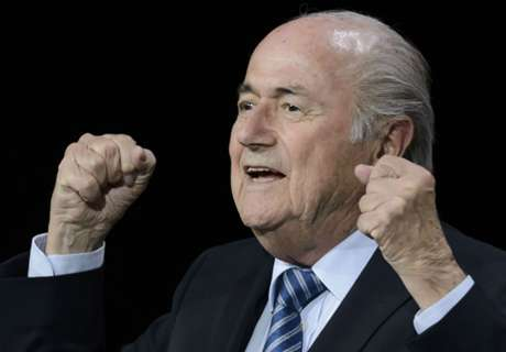 Para Blatter, nada es casual