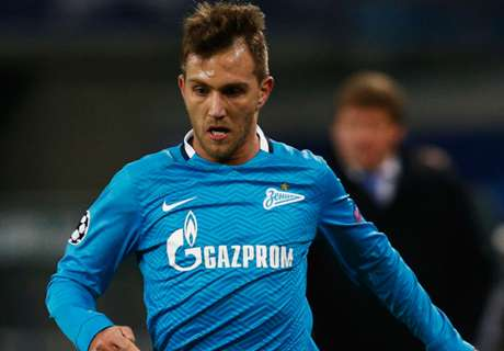 Criscito could still leave Zenit