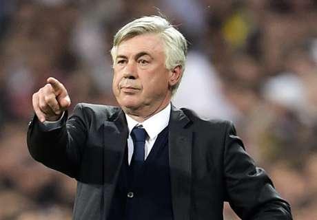 Ancelotti: I won't tear up Pep's blueprint