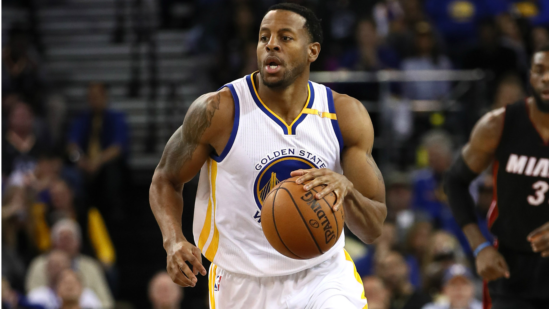 NBA playoffs 2018: Warriors' Andre Iguodala doubtful for Game 4