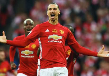 Mourinho: System can support Ibra and Lukaku