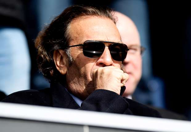 Massimo Cellino disqualified from buying a majority stake in Leeds United