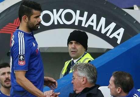 Chelsea sweating on Costa & Hazard