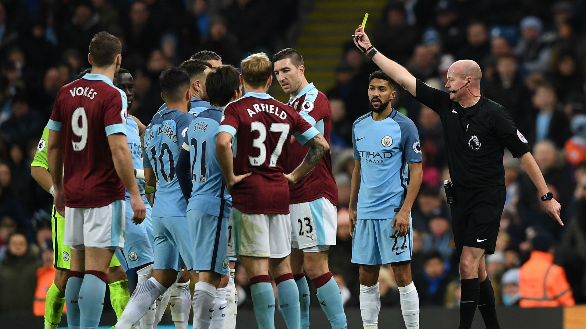 BEST TWEETS: Manchester City striker Sergio Aguero benched for Burnley game