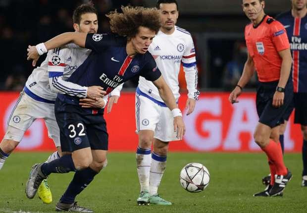 David Luiz buồn vì không thể hủy diệt The Blues