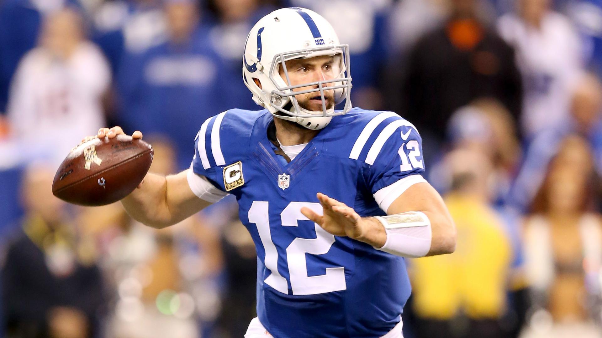 LA Rams Beat Indianapolis Colts 46-9 In Season Opener