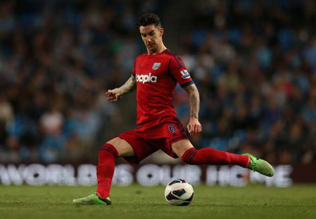 Ridgewell: Home comforts can help West Brom end winless run