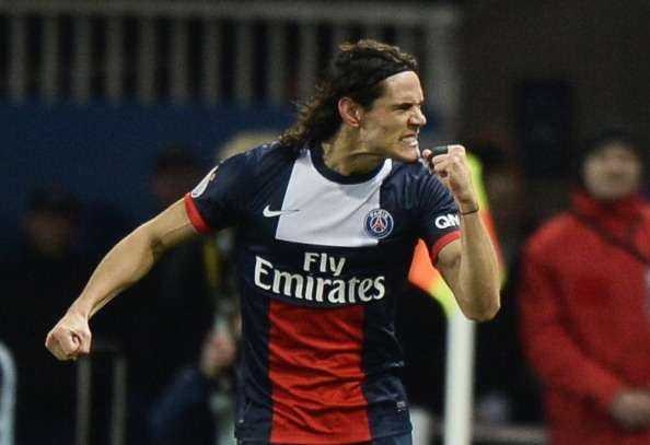 Blanc: Cavani will miss PSG's visit to Bastia